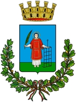 coat of arms for Borgo San Lorenzo, Italy