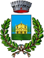 coat of arms for Bosco Chiesanuova, Italy