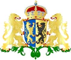 coat of arms for Gelderland, Netherlands