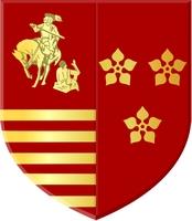 coat of arms for Herk-de-Stad, Belgium