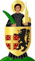 coat of arms for Houthalen-Helchteren, Belgium