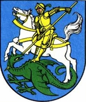 coat of arms for Nebra, Germany
