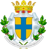 coat of arms for Parma, Italy
