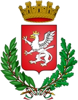 coat of arms for Perugia, Italy