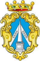 coat of arms for Pietralunga, Italy