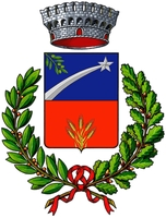 coat of arms for Pollina, Italy