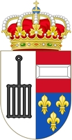 coat of arms for San Lorenzo de El Escorial, Spain