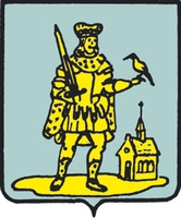 coat of arms for Wilrijk, Belgium