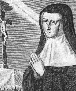 blažena Marija Terezija od Jezusa - redovna ustanoviteljica
