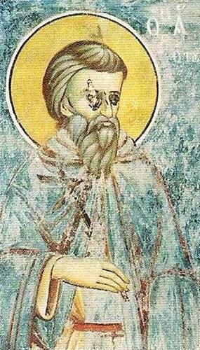 Blessed Agapios of Vatopedi
