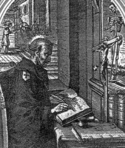 Blessed Amalarius of Metz