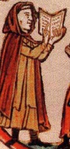 blaženi Andrej Grego iz Peschiere - duhovnik in redovnik