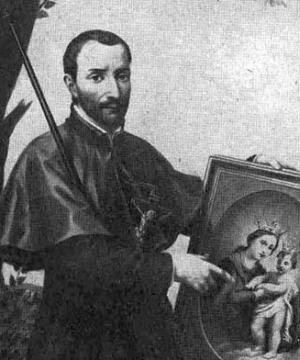 blaženi Antonio Baldinucci - redovnik, duhovnik in ljudski misijonar