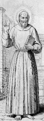 blaženi Bentivol de Bonis - duhovnik in redovnik