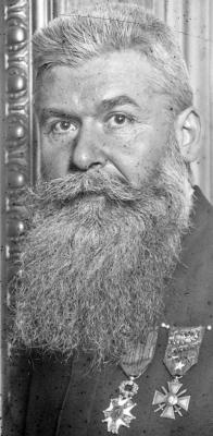 blaženi Danijel Brottier - duhovnik in redovnik