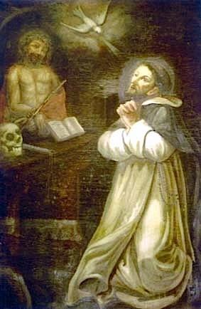blaženi Dominik Spadafora - duhovnik in redovnik