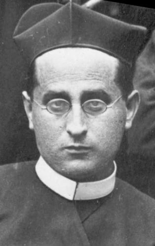 Blessed Donato Jiménez Bibiano