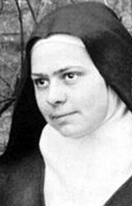 sveta Elizabeta presvete Trojice - karmeličanka
