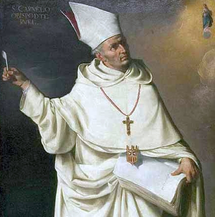 Blessed Girolamo Carmelo di Savoia