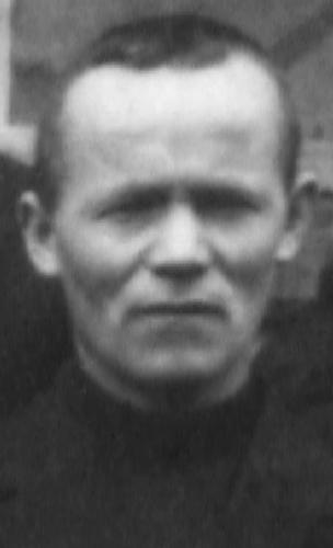 Blessed José Joaquín Erviti Insausti