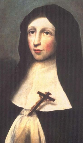 Blessed Marie-Catherine de Saint-Augustin