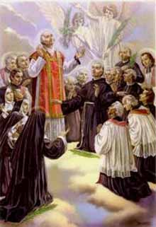 Blessed Martyrs of Laval
