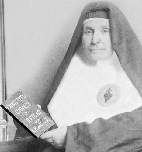 Blessed Saturnina Rodríguez de Zavalía, c.1890