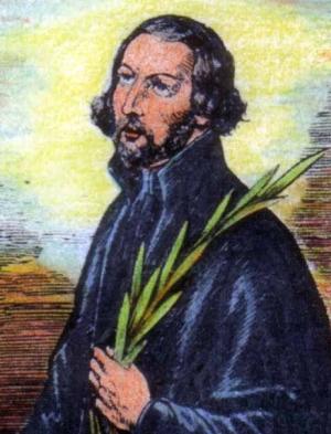 blaženi Tomaž Holland - duhovnik, redovnik in mučenec