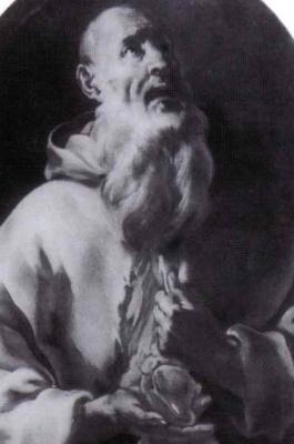 blaženi Viljem Horne - menih in mučenec