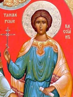 sveti Kasijan - mučenec