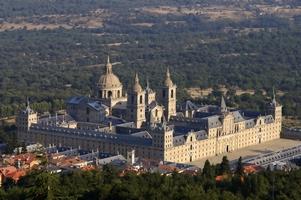 Monasterio y Sitio de El Escorial en Madrid