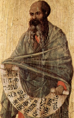 sveti Malahija - prerok