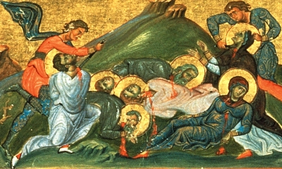 sveti Satir, Saturnin, Revokat in Sekundin - mučenci