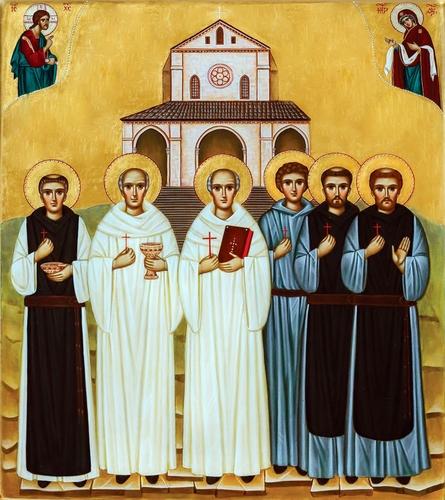 Martyrs of Casamari