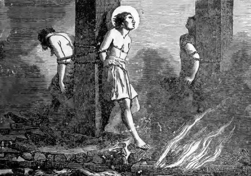 blaženi Nemezij - mučenec