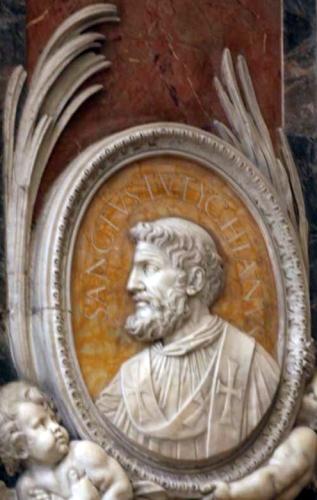 sveti Evtihijan - papež in mučenec