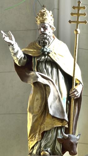 sveti Silvester - papež