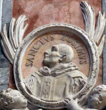 sveti Zosim - papež
