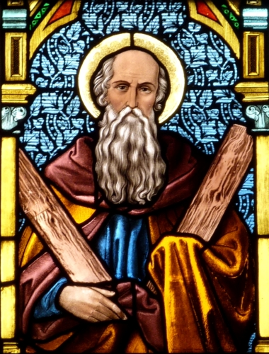 CatholicSaints.Info » Blog Archive » Saints and Festivals of the Christian  Church – Saint Andrew the Apostle
