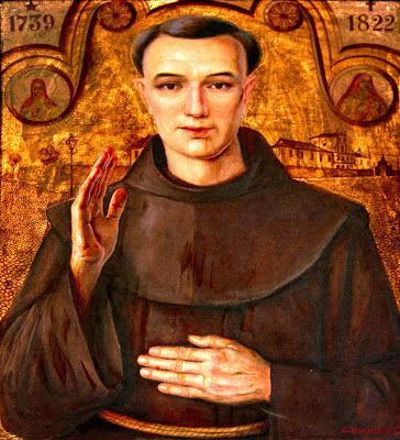 sveti Anton (Antonio) Galvao - duhovnik in tretjerednik