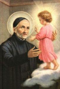 sveti Bernardin Realino - duhovnik