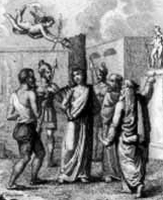 sveta Kandida Rimska - devica in mučenka