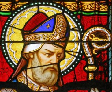 sveti Korentin - puščavnik in škof