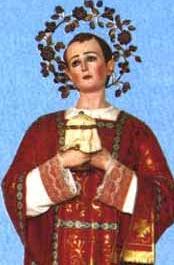sveti Danakt (Dana) - diakon in mučenec