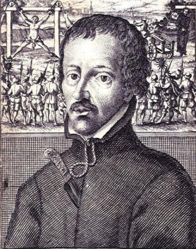 sveti Edmund Campion - jezuit, redovnik, duhovnik in mučenec