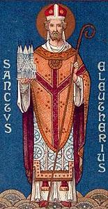 sveti Elevterij - škof