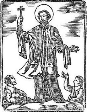 sveti Evzebij Rimski - duhovnik in pričevalec