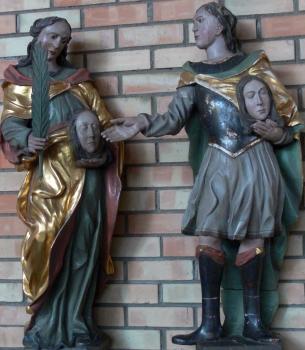sveta Feliks in Regula - brat in sestra, mučenca