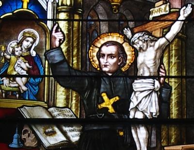 sveti Gašper del Bufalo - misijonar