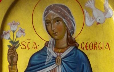 sveta Georgija - devica